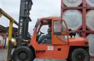 EMPILHADEIRA HELI CPCD100 - 10 ton