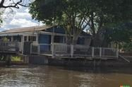 Casa Rancho à beira do rio Ivinhema