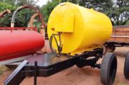 Tanque diesel de 3.000 litros