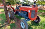 Trator Massey Ferguson 50 X 4x2 ano 77