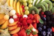 Compro frutas Vermelhas