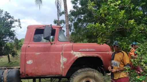 Caminhão Ford F 600 ano 62