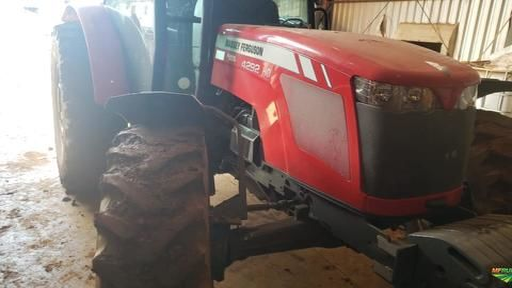 Trator Massey Ferguson 4292 4x4 ano 15