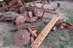 Peças implementos canavieiro adubador Dria DMB jumil tatu Baldan discos mancal
