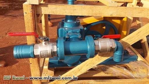 Bomba De Agua Modelo TASP 51 Marca Andrade Completa Nova!