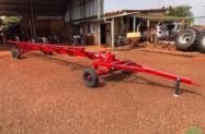 Carreta Transportar Plataforma 30 pés marca Dria