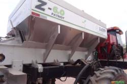 Distribuidor de Fertilizante MP Agro Z.6