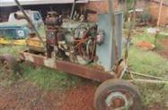 Motor com bomba para