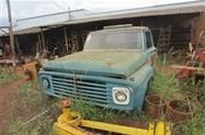 Cabine de Caminhão Ford