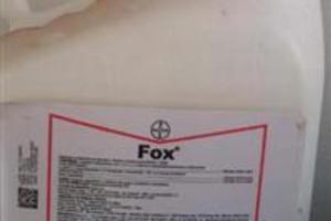 Fox Fungicida linha/soja