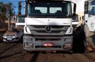 Caminhão Mercedes Benz (MB) 3344 Cavalo ano 16