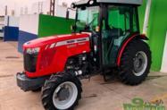 Trator Massey Ferguson 4283 4x4 ano 18