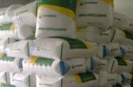 Sulfato de sódio Varredura