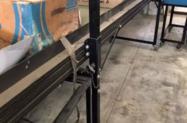 Esteira Transportadora Tec 4m x 0,5m - #4615