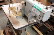 Máquina de Costura de Transporte Triplo de Braço Caleffi Wp-335g - #4539