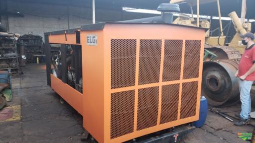 Temos compressor de alta potência Elgin Ds/Dt 900-350