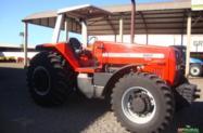 Trator Massey Ferguson 660 4x4 ano 03