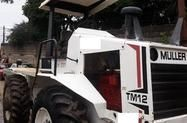 Trator Müller TM 12 4x4 ano 90