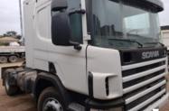 Caminhão Scania 114 ano 04