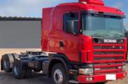 Caminhão Scania 124 360 ano 00