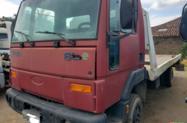 Caminhão Ford C 815e ano 01