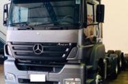 Caminhão Mercedes Benz (MB) 2544 ano 11