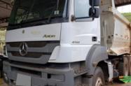 Caminhão Mercedes Benz (MB) 4144 ano 16