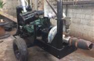 Motobomba Irrigação