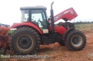 Trator Massey Ferguson 7180 4x4 ano 14