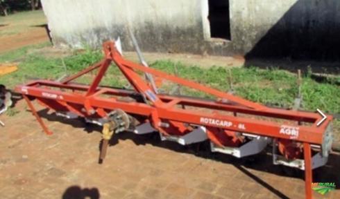 Capinadeira Rotativa com Lâminas Helicoidais Rotacarp AGRIMEC
