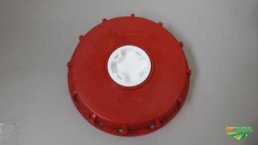 Tampas e acessórios para Container IBC de 1000 litros, tambores e bombonas