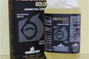 EMBRAMEC GOLD   3.6% IVERMECTINA