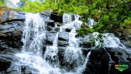 Fazendinha Agroecológica 100ha, Cacau e Açai, Litoral Bahia, RPPN, Cachoeira