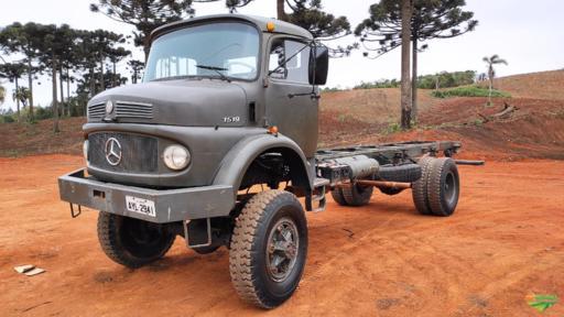 Carregador Florestal com Grua Caminhão Madeira Tora Serraria