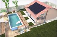 Aquecedor solar Banho &