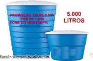 CAIXA DE AGUA 5.000 LITROS