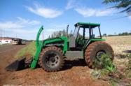 Trator Agrale 4130 4x4 ano 94