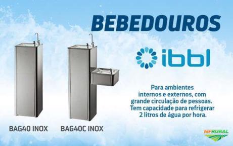 Bebedouros IBBL de Pressão / Coluna e Acessibilidade