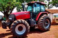 Trator Case MX 150 4x4 ano 14