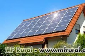 Kit Solar Energia Fotovoltaica Gerando 1,75kwp + Inversor