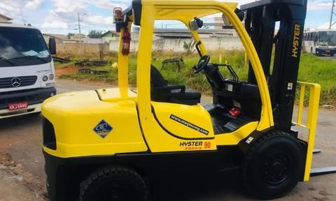Empilhadeira Hyster H90FT - 4.500kg a DIESEL