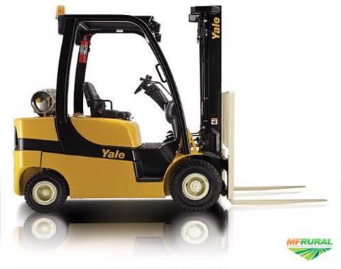 Empilhadeira Yale 50LX, ano 2012, máquina reformada e revisada