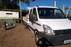 Caminhão Iveco Daily Massimo 70C16 HD CD ano 11