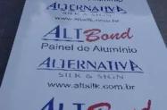 CHAPAS DE ACM ALUMÍNIO COMPOSTO