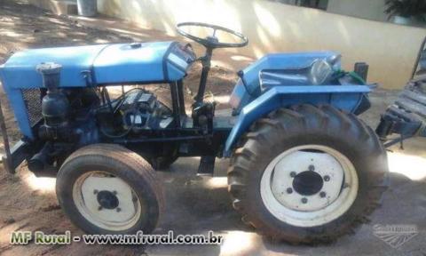 Mini/Micro Trator agrale 4100 4x2 ano 71