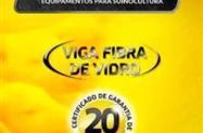 VIGA FIBRA DE VIDRO