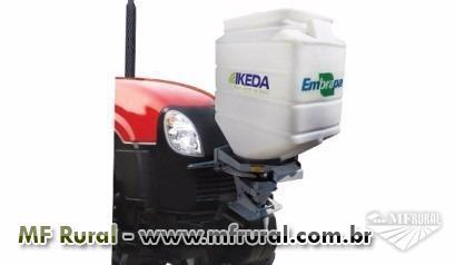 Moto Semeadora Adubadora Cultivadora Ms 60 Cr Ikeda/Embrapa Elétrica 12vcc