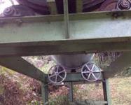 Secador Rotativo para Grãos - Em Inox