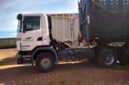 Caminhão Scania 124 420 ano 09
