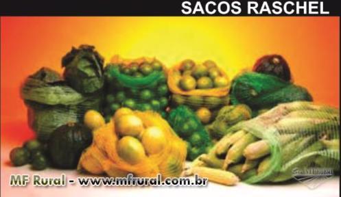 Sacaria para Frutas, Legumes e Hortaliças